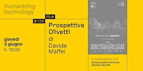 Prospettiva Olivetti biglietti