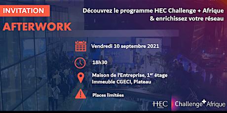 Afterwork HEC Challenge + Afrique billets