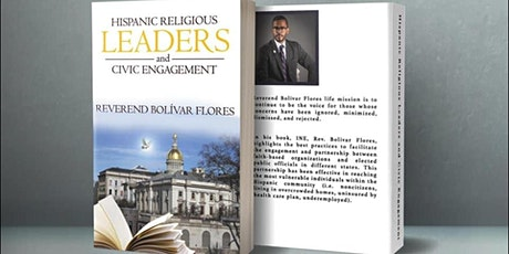 Hispanic Religious Leaders and Civic Engagement Book Launch tickets