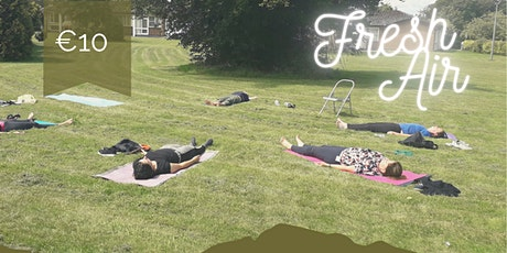 Outdoor Yoga | Clarinbridge | Galway tickets