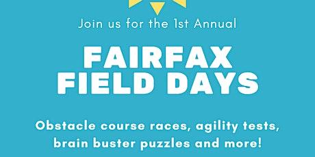 Fairfax Field Days tickets