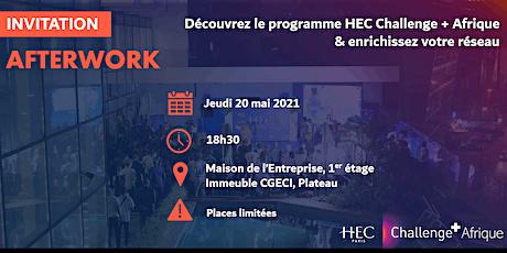 Afterwork HEC Challenge + Afrique tickets