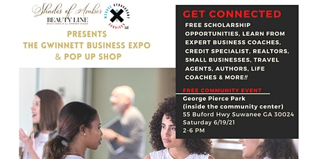 The Gwinnett Business Empowerment Expo & Pop Up Shop tickets