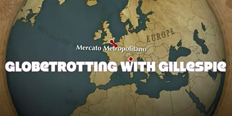 Live! Music Talkshow - Globetrotting with Gillespie tickets