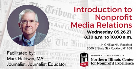 Introduction to Nonprofit Media Relations with Mark Baldwin tickets