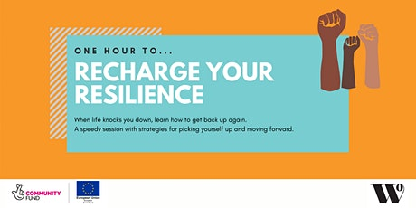 One Hour To Recharge Your Resilience tickets
