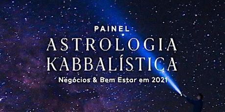 PAINEL DE ASTROLOGIA KABBALÍSTICA boletos