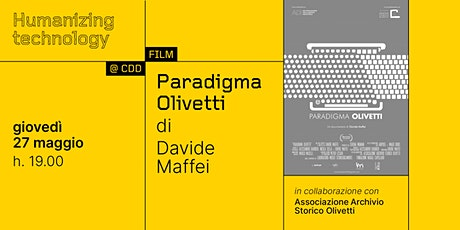 Paradigma Olivetti biglietti