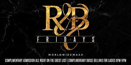 SOLDI R&B FRIDAYS tickets