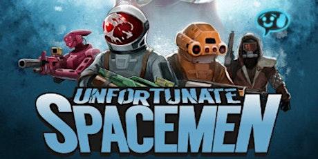 SoSa - Unfortunate Spacemen game night Tickets