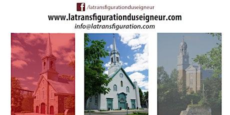 Messe - SAINT-AUGUSTIN, 16 MAI 11 HEURES billets