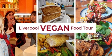VEGAN Food Walking Tour tickets