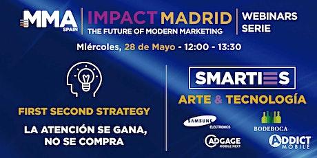 MMA SPAIN IMPACT MADRID - WEBINAR SERIE - 28 de Mayo 2021 entradas
