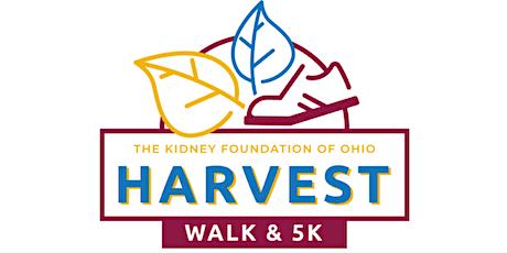 2021 Harvest Walk & 5K tickets