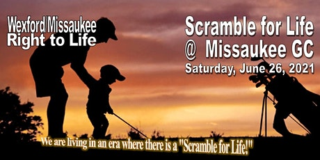 2021 Scramble for Life tickets