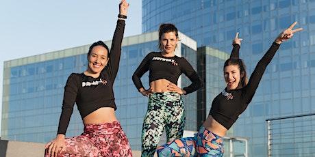 WWW- Relax your brain- Cardio dancing & fitnes session by BodyWorxHub entradas