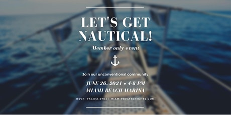 Miami Private Event Boat Party tickets