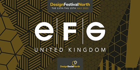 Furniture Design for a sustainable future - With EFG Office tickets