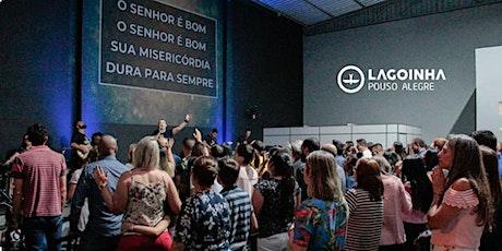 Culto da Família -  noite (Domingo às 18h30) - Lagoinha Pouso Alegre ingressos