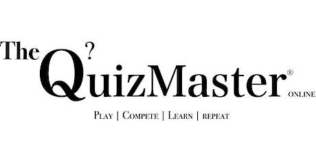 The QuizMaster® Online - A Fully Digital Virtual Pub Quiz❗️❓ tickets