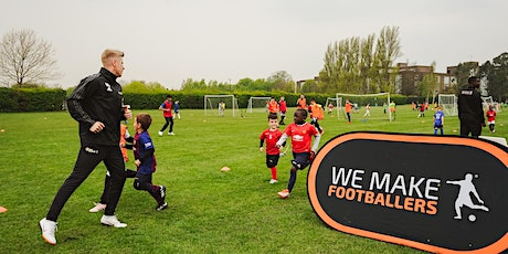 We Make Footballers TW (Hounslow) June Holiday Camp tickets