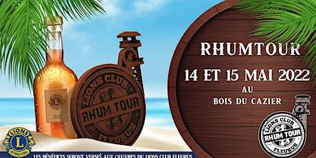 RhumTour 2022 billets