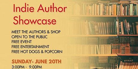 Author's Showcase tickets