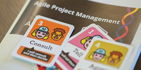 Agile Project And Delivery Management with Certification, Online | AgileLAB tickets