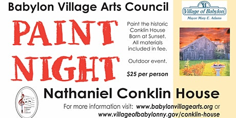Paint Night with BVAC tickets