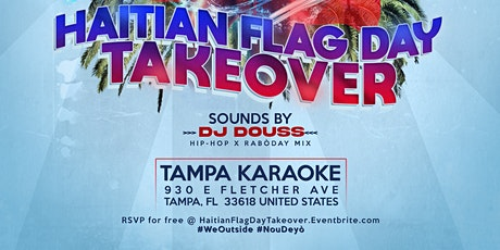 Haitian Flag Day Takeover tickets
