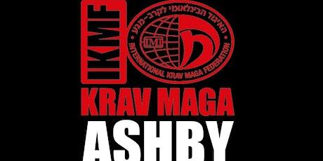Krav Maga First Class tickets