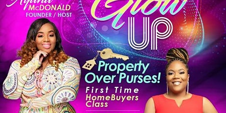 Property Over Purses: First Time Homebuyers Class tickets