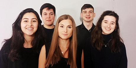 2020 Leamington Music Prize winners' concert tickets