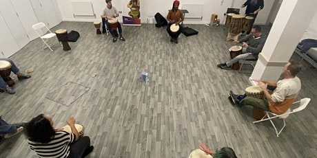 West African Drumming Circle 2021 tickets