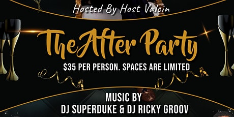 The Host Academy After Party! tickets