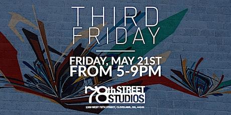 78th Street Studios May THIRD FRIDAY Art Walk tickets