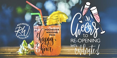 Rochester Wedding Pros Happy Hour tickets