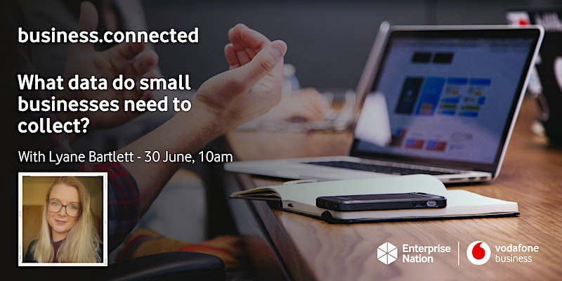 business.connected: What data do small businesses need to collect?
