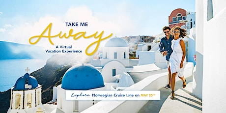Take Me Away with Norwegian Cruise Line &  Chris Caulfield CruiseOne tickets