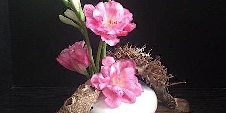 Ikebana - The Art of Japanese Flower Arrangement tickets