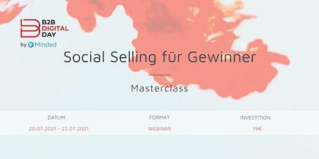 Masterclass: Social Selling für  Gewinner! Tickets