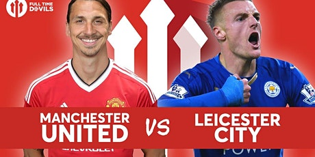 ONLINE-StrEams@!.MAN UNITED v LEICESTER CITY LIVE ON 2021 tickets
