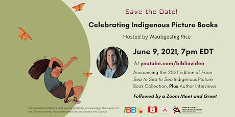 Celebrating Indigenous Picture Books tickets