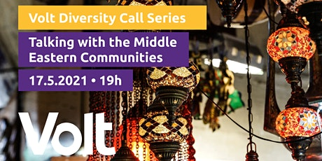 Volt Diversity Call Series- Talking with the Middle Eastern Communities tickets