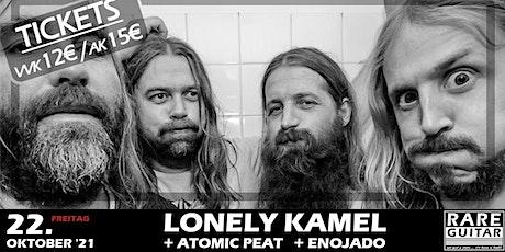Lonely Kamel / Atomic Peat / Enojado Tickets