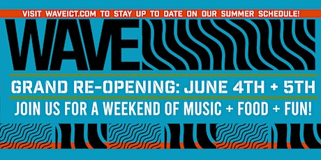Local's Local Fest - Wave Re-Opening Weekend tickets