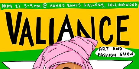 VALIANCE EXHIBITION - Fundraiser for Myanmar tickets