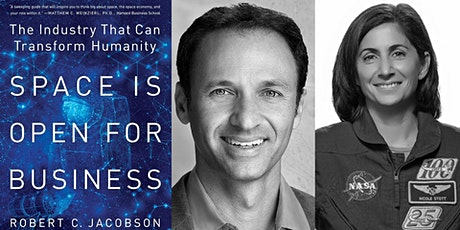 Space Is Open For Business | A Virtual Discussion Tickets