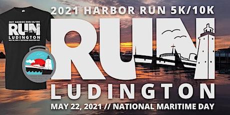 2021 #RunLudington Harbor Run 5k/10k tickets