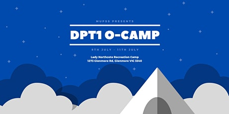 DPT1 O-Camp tickets